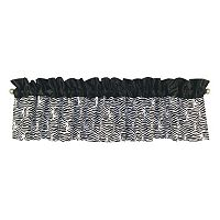 Trend Lab Zebra Window Valance