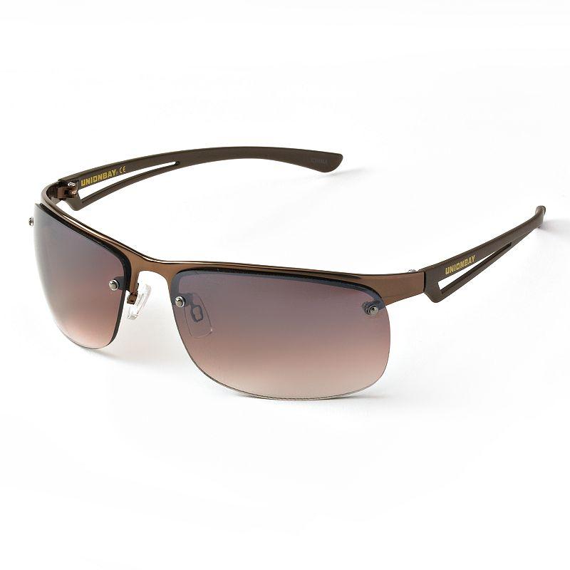 Unionbay Semirimless Sunglasses - Men