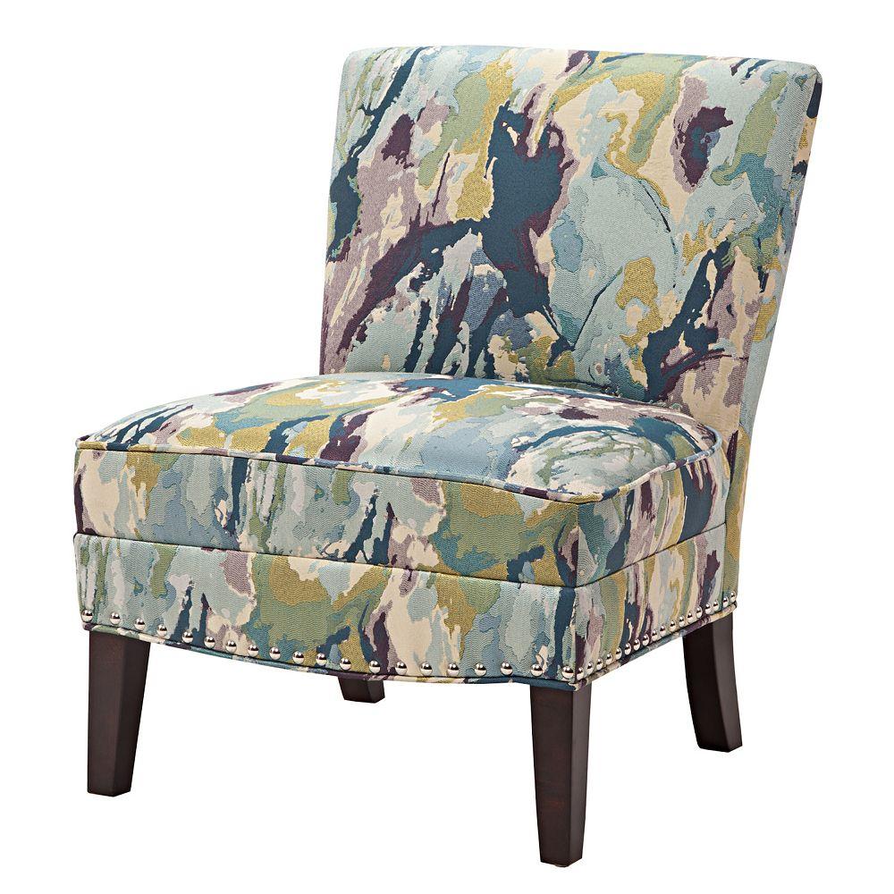 chair veranda slipper teal heirloom home