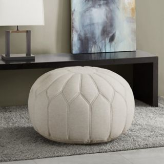 Intelligent Design Kelsey Pouf Ottoman