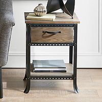 Madison Park Cirque Side Table