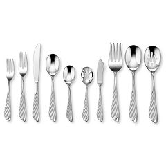 Cuisinart La Plume 45-pc. Flatware Set