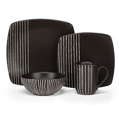 Cuisinart 16-pc. Square Dinnerware Set