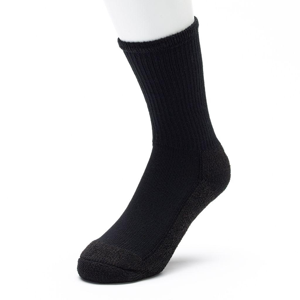 Men's Wigwam At Work Steel Toe Crew Socks