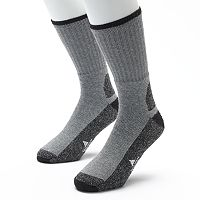 Men's Wigwam 2-pk. At Work Double Duty Crew Socks
