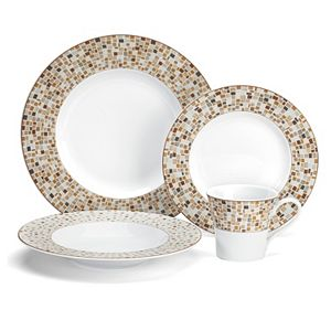 Cuisinart® Aleria 16-pc. Dinnerware Set