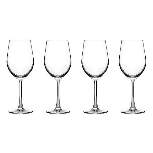 Cuisinart Classic Essentials 4-pc. White Wine Glass Set