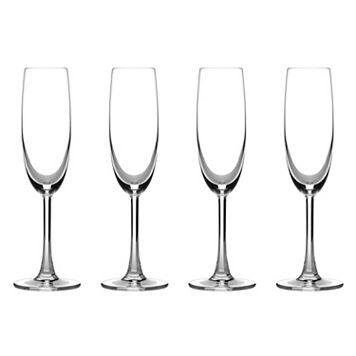 Cuisinart Classic Essentials 4-pc. Champagne Flute Set
