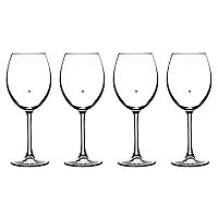 Cuisinart The Star's The Limit 4-pc. All-Purpose Red Wine Glass Set