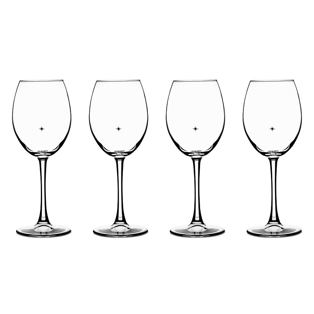Cuisinart® The Star's The Limit 4-pc. White Wine Glass Set