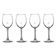 Cuisinart The Star's The Limit 4-pc. White Wine Glass Set