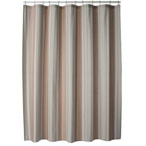 SONOMA Goods for Life? Torrance Stripe Fabric Shower Curtain