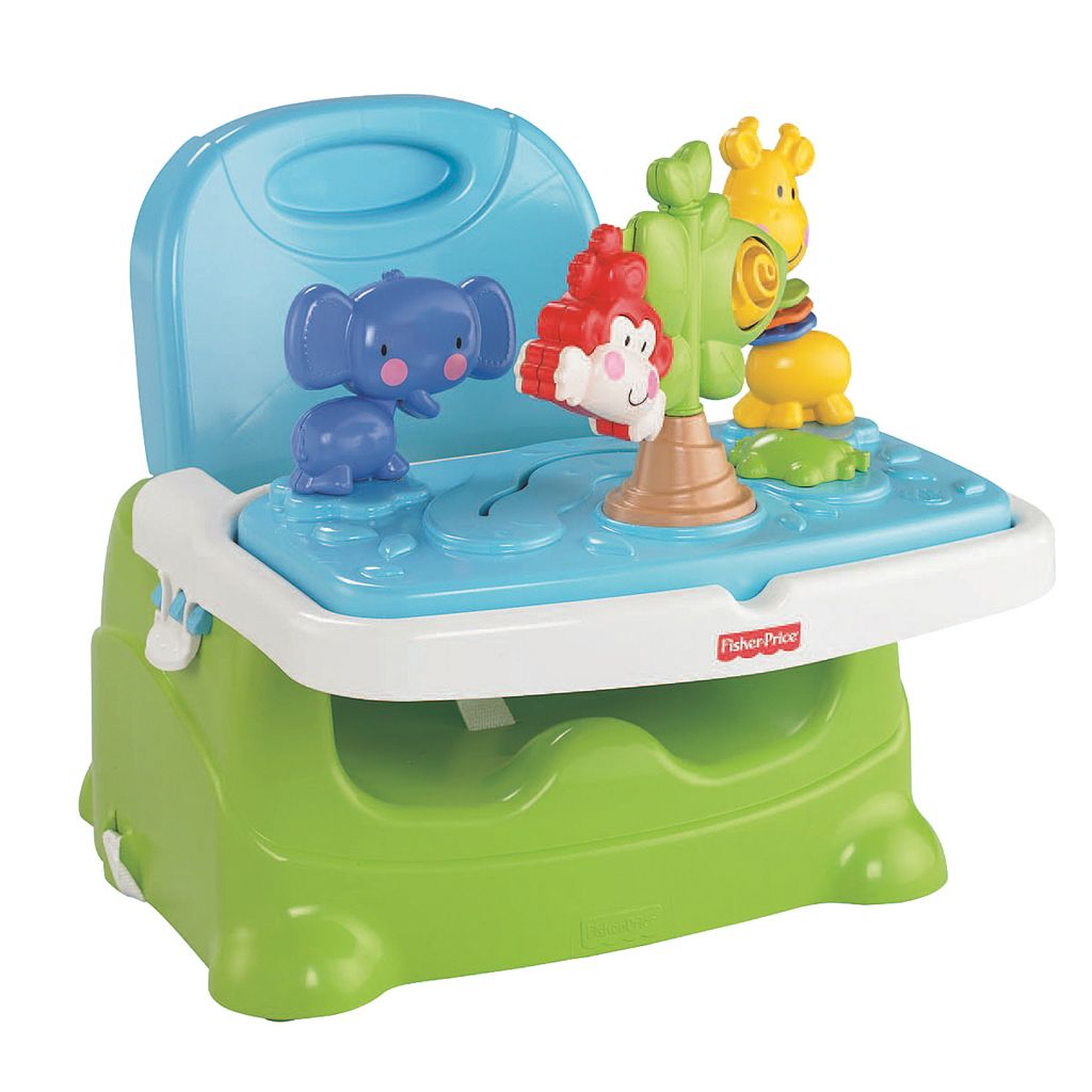 Fisher-Price Discover 'N Grow Busy Baby Booster Seat