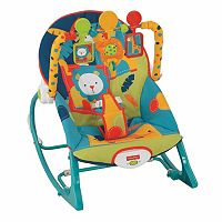 Fisher-Price Infant-to-Toddler Rocker - Worldwide