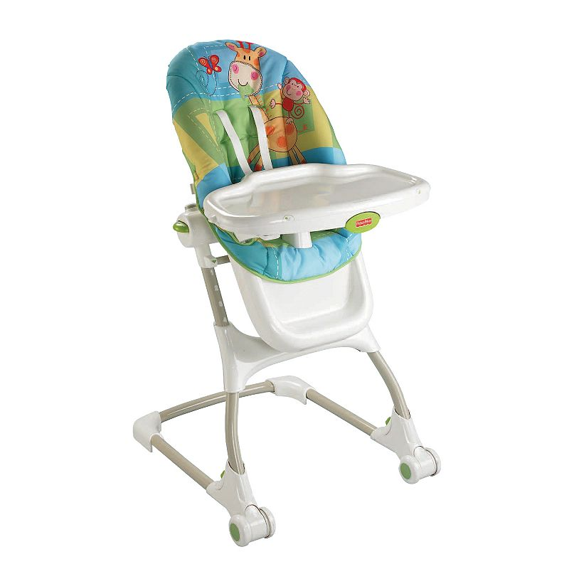 Fisher-Price Discover 'N Grow EZ Clean High Chair (Multicolor)