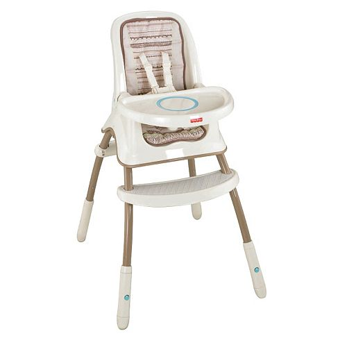 87d806ad359 Fisher-Price Grow-With-Me High Chair