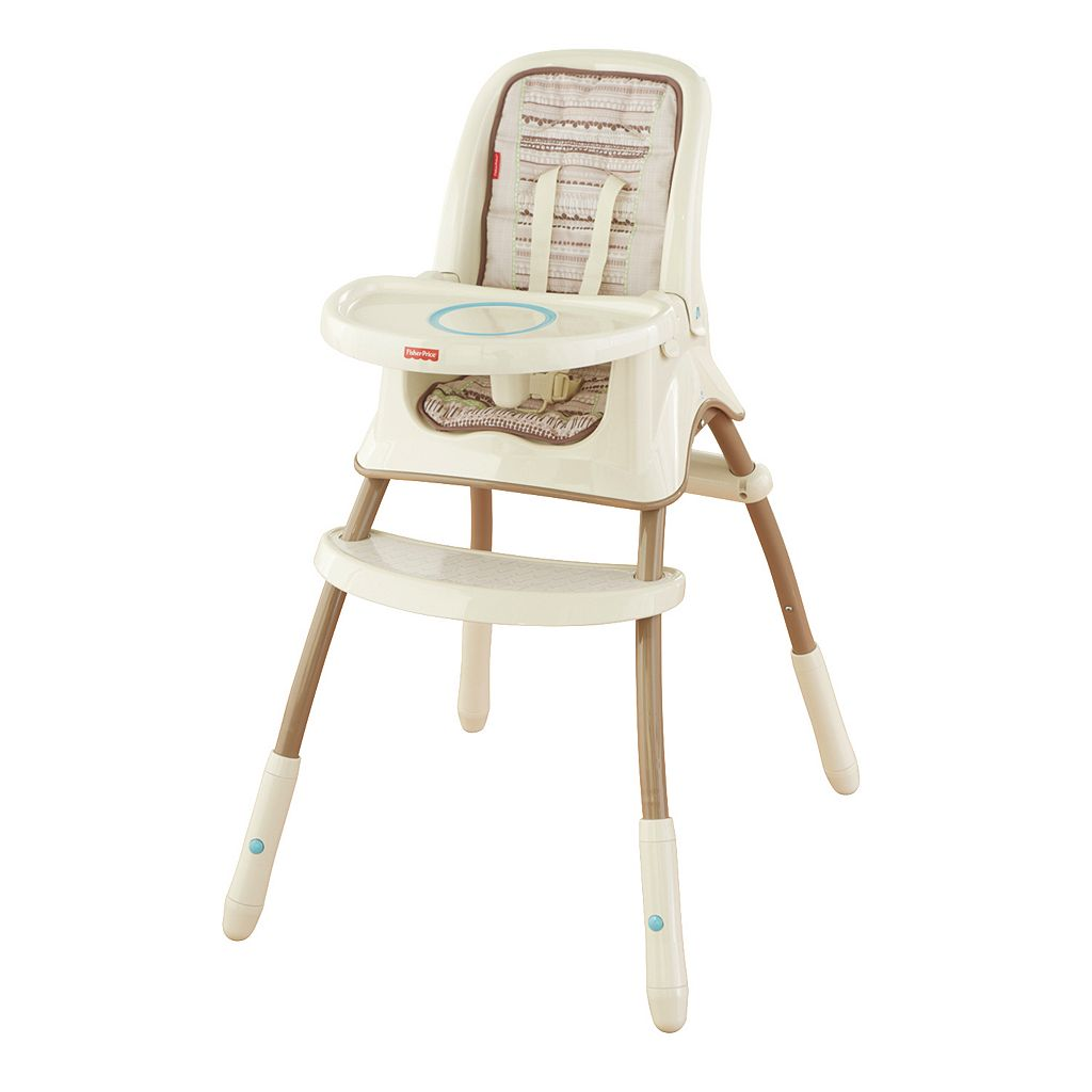 Fisher-Price Grow-With-Me High Chair