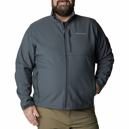 Big & Tall Columbia Ascender Softshell Jacket