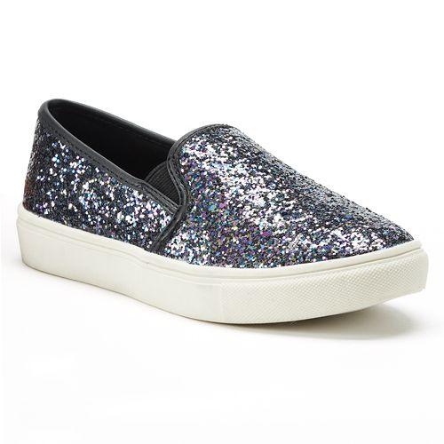 Candie's® Slip-On Sneakers - Girls