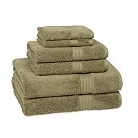 Kassatex Kassadesign Solid 6-pc. Bath Towel Set