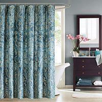 Windsor Fabric Shower Curtain
