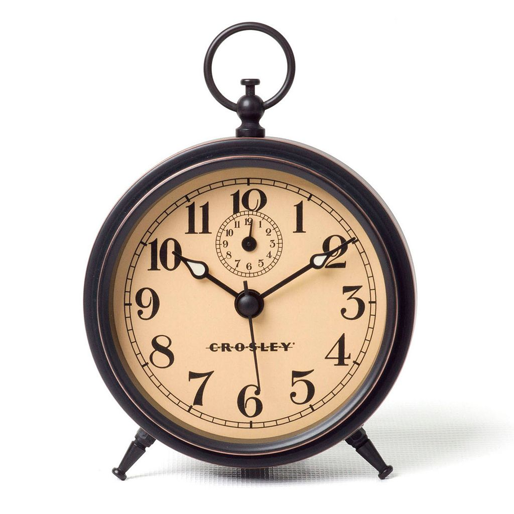 Crosley Alarm Clock