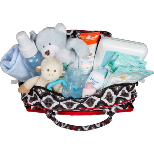 The Bumble Collection Dayna Daytripper Diaper Bag
