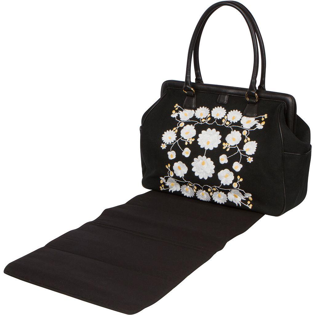 The Bumble Collection Flora Frame Bag
