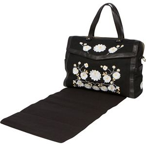 The Bumble Collection Flora Satchel Bag