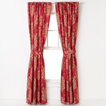 Chaps 2-pack Telluride Window Curtains - 42'' x 84''