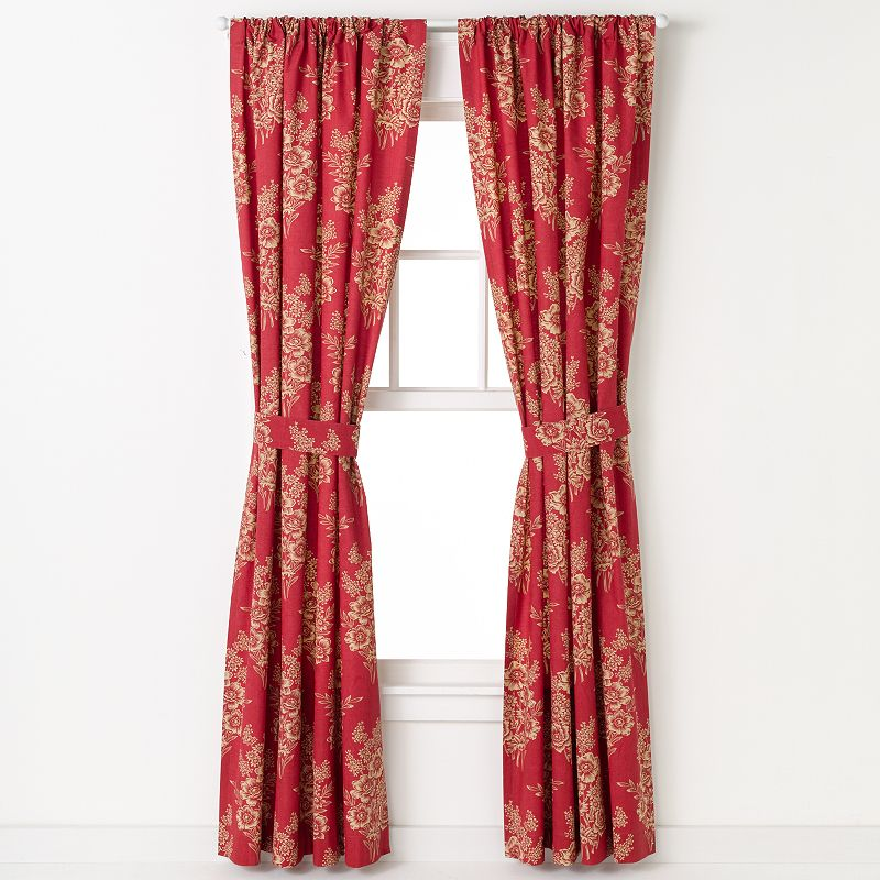 Chaps Telluride Window Panel Pair - 42'' x 84''