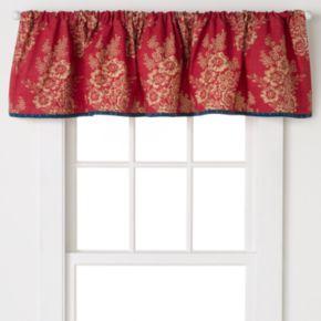Chaps Telluride Window Valance 80 X 17 Kohls