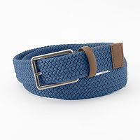 Big & Tall Grand Slam Elastic Braided Golf Belt