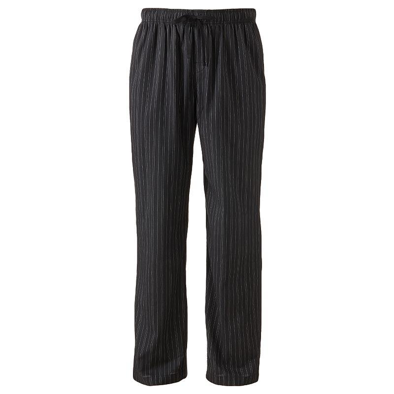 Apt. 9® Striped Woven Lounge Pants - Big and Tall