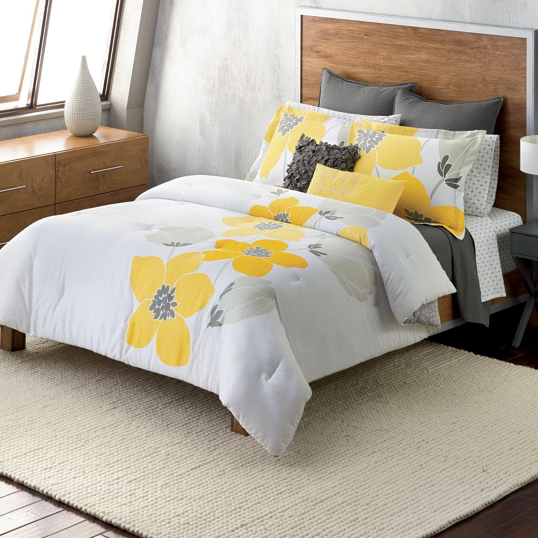 Sale Apt 9 174 Bloom Floral 2 Pc Comforter Set Twin