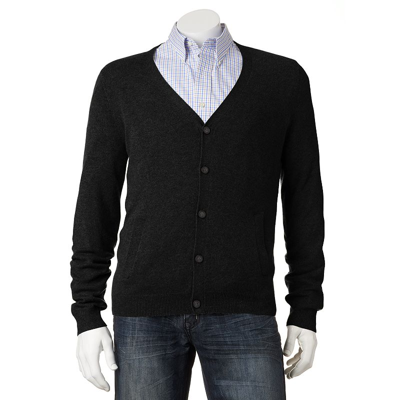 Whatever men's sweaters you choose, they're destined to become your favorites, and you can rest assured, knowing they're made to last. Related Categories Men's Pullover Sweaters Men's Quarter-Zip Sweaters Men's Cardigan Sweaters Men's Cashmere & Wool Sweaters.