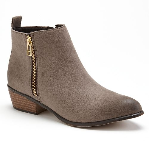 Candie's® Ankle Boots - Women