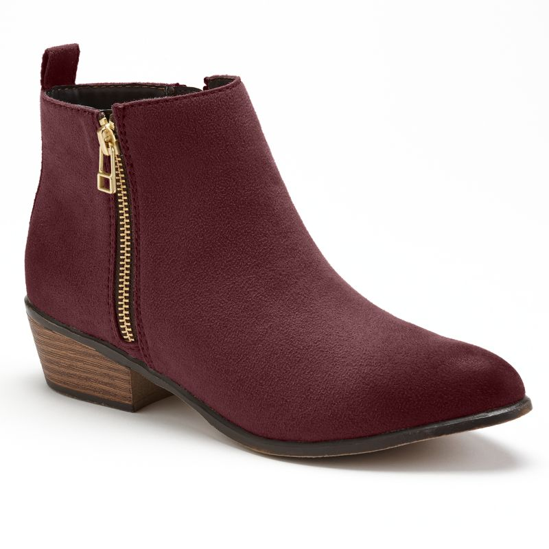Perfect Car Shoe Womens Ankle Boot  Jushoes