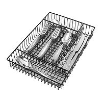Oneida Java 42-pc. Flatware Set with Storage Caddy