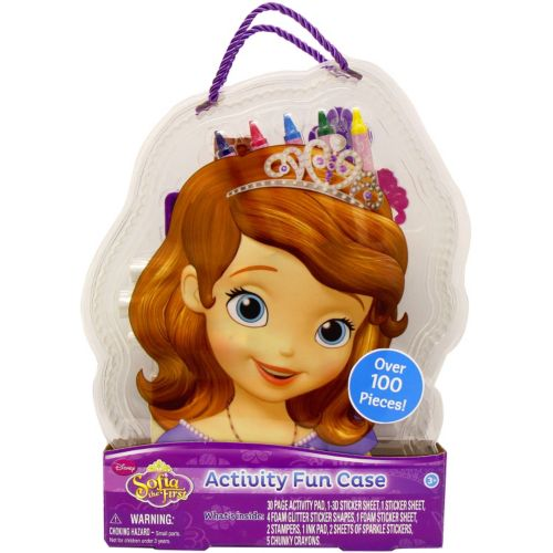 Disney Sofia the First Activity Fun Case