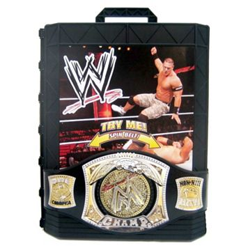 WWE Action Figure Storage Case