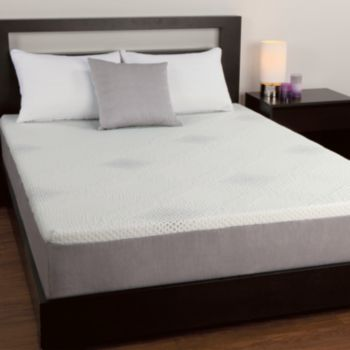 Sealy 10-in. King Memory Foam Mattress - 76'' x 80''