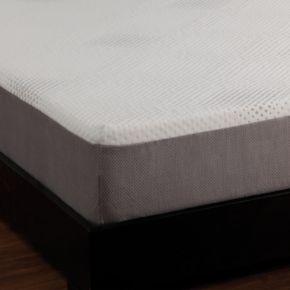 Sealy 10-in. Cal. King Memory Foam Mattress - 72'' x 84''