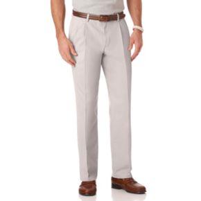 Men's Chaps Classic-Fit Pleated Pants