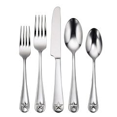 Oneida Tindra 45-pc. Flatware Set