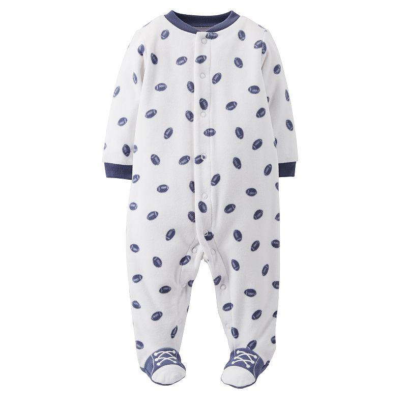 Carter's Fleece Sleep & Play - Baby