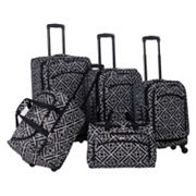 American Flyer Astor 5 pc Spinner Luggage Set