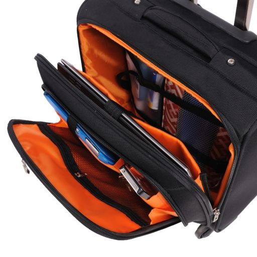 American Flyer South West 13-Inch Spinner Laptop Business Case