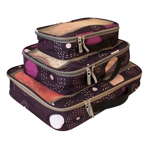 American Flyer Fireworks 3-Piece Packing Organizers