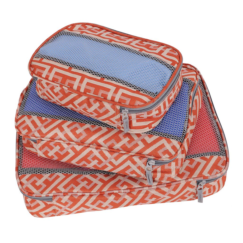American Flyer Brickwall 3-Piece Packing Organizers